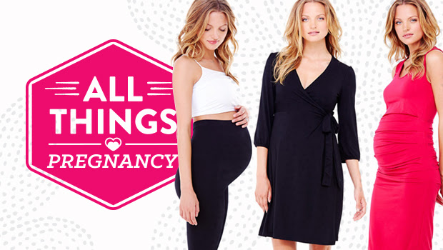 Seven maternity fashion must haves