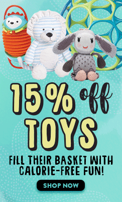 Fill their basket with long-lasting fun!