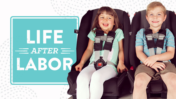 Ask a CPST, when is the right time to turn a toddler's car seat around?