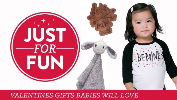 Baby Valentine Gifts