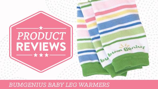 bumGenius Baby Leg Warmers