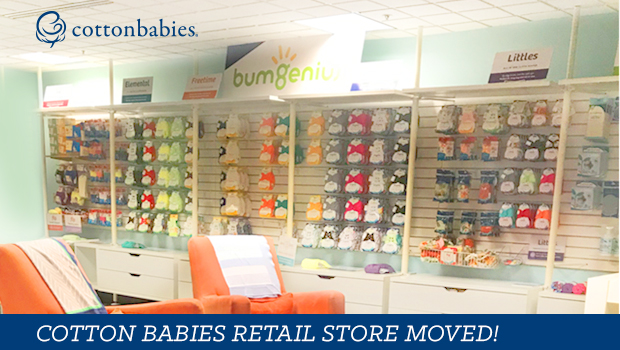 Cotton Babies- new store