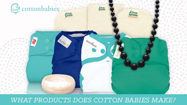 Did you know bumGenius cloth diapers are made by Cotton Babies? Learn about all the brands made by Cotton Babies.