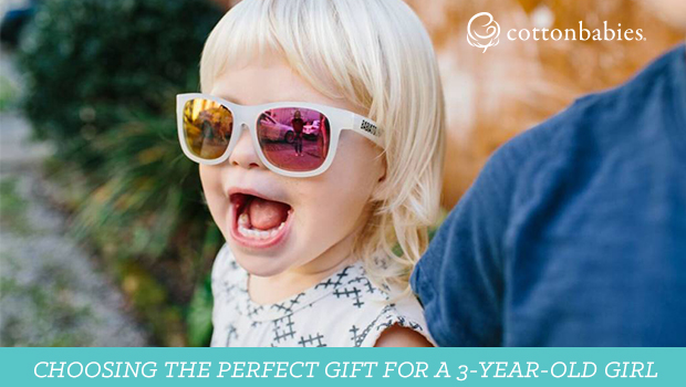 Gift ideas for a 3-year-old girl