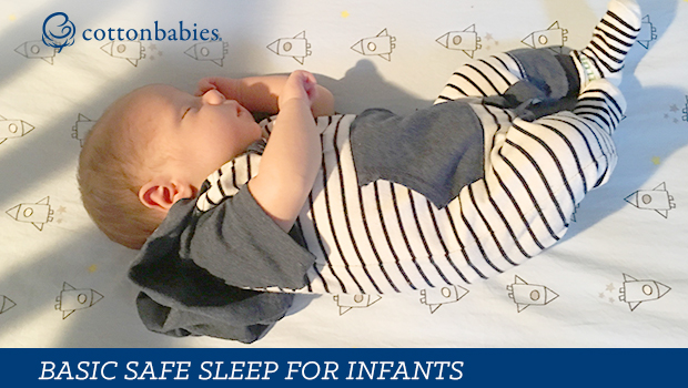 How to create a safe sleep space for baby