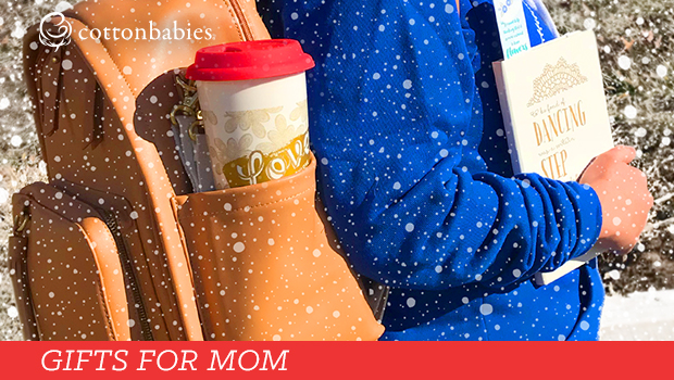 Shop the perfect gifts for mom. #cottonbabies