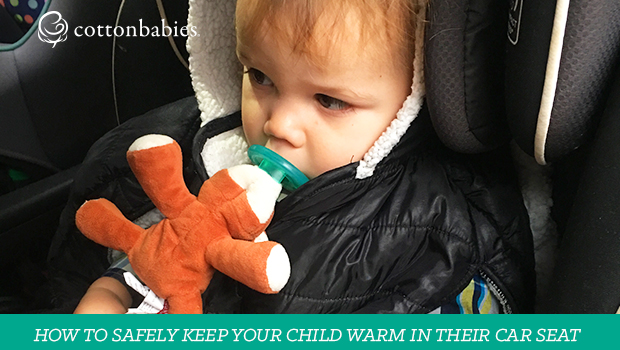 Tips for keeping your child warm while traveling in their car seat.