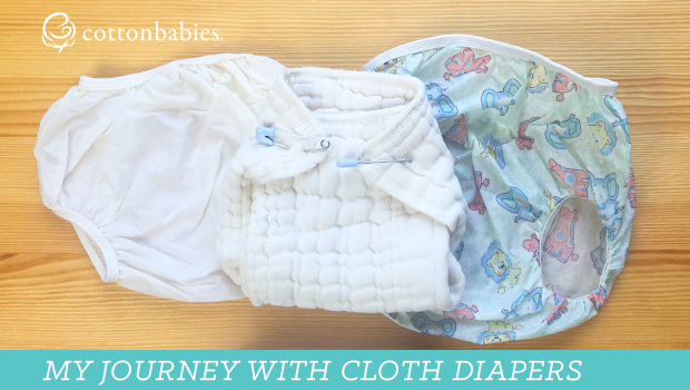 My journey with cloth diapers. From 23 years ago until now. #clothdiapers