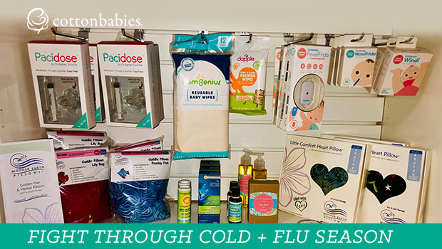 Great Products to fight colds and flu