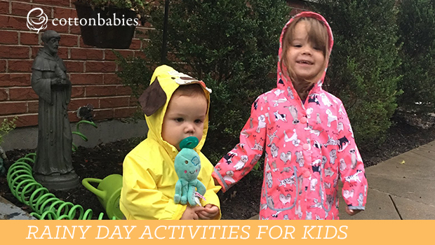 Fun activities to have fun on a rainy day
