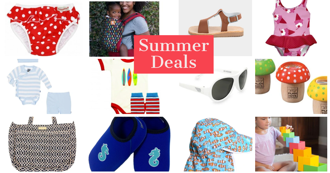 Shop summer deal on all things baby at #Cottonbabies.