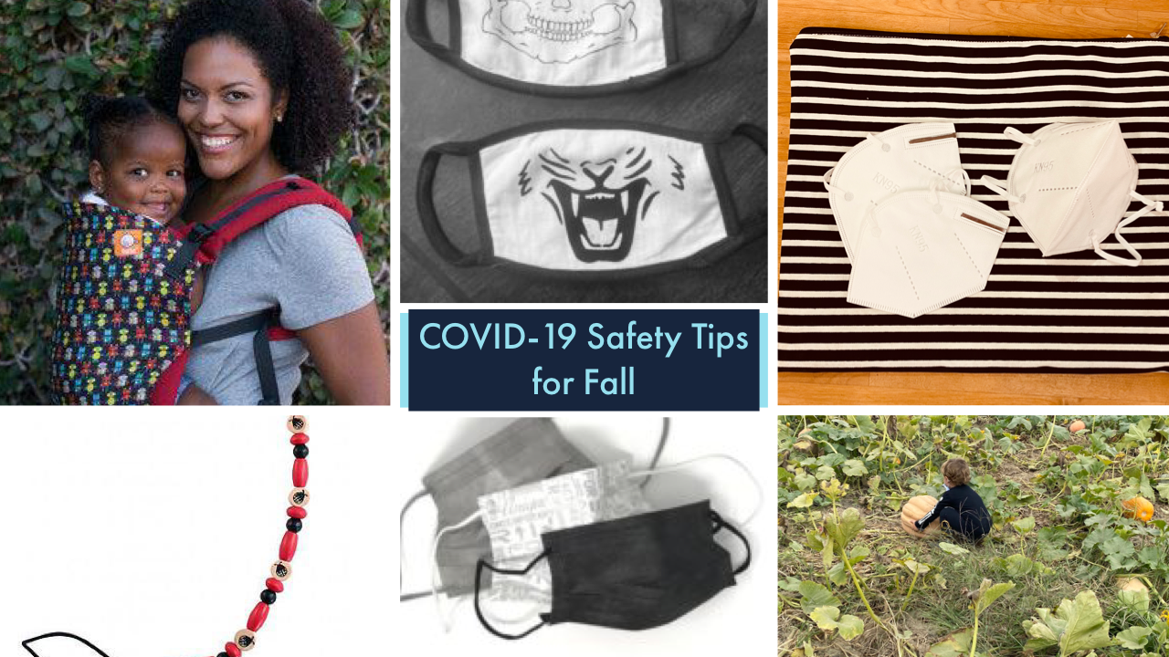 Easy ideas for staying safe from COVID-19 while having fun. #COVID #safetyfirst #masks