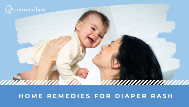 Tips for Treating Diaper Rash at Home