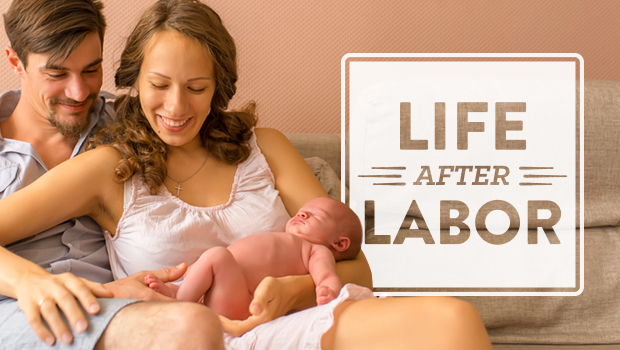 Mothing the mother - how to handle the fourth trimester when your loved one has given birth.
