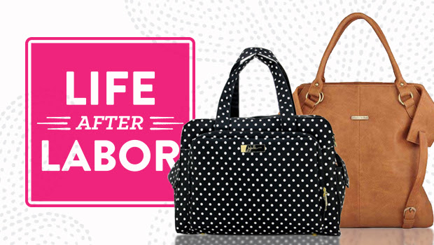 Trendy diaper bags for fashion forward moms