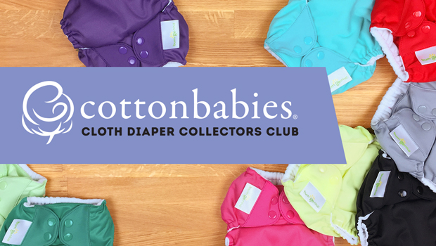 diaper subscription - Cloth Diaper Collectors Club