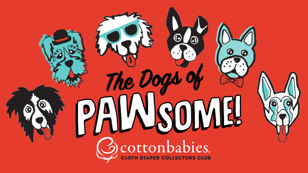 The dogs of PAWsome