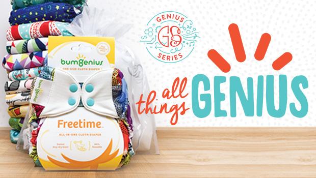 Genius Series Giveaway