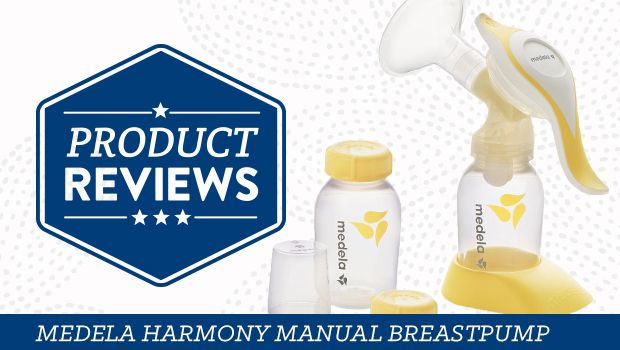 Medela Harmony Breast Pump Review