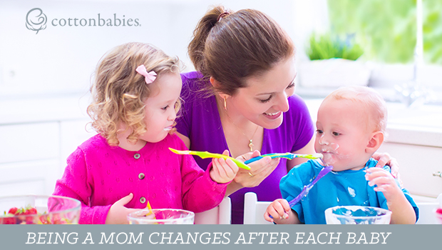 Embrace the changing stages of life as a mom.