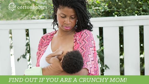 Are you a crunchy mom?