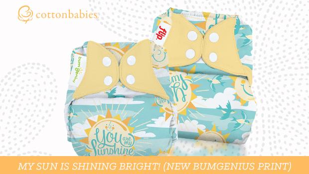 New bumGenius print: My Sun