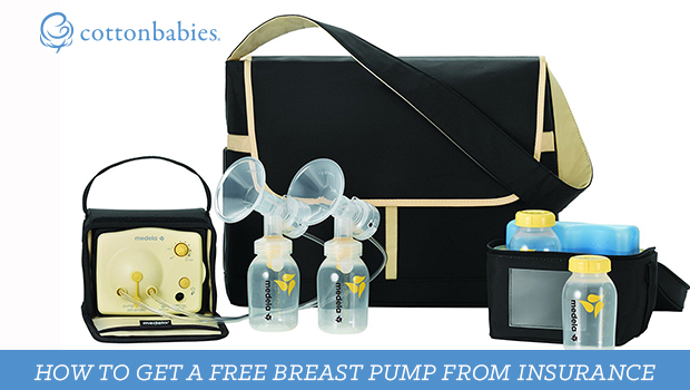 Follow these steps to get your free breast pump that is covered by health insurance under the Affordable Care Act.