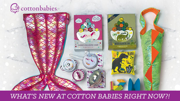 Shop our favorite new toys at Cotton Babies!