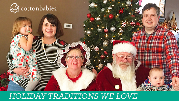 Choosing the perfect holiday traditions for your family.